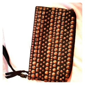 Clutch purse. Banana republic